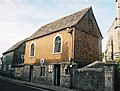 Corfe Castle, smallest town hall - geograph.org.uk - 504016.jpg