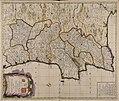 Corona Portugalliae et Algarbiae veteris Hispaniae quondam pars quae Lusitania audiit... - CBT 5880927.jpg
