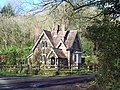 Cottage in White Mead Wood, Newtown - geograph.org.uk - 359370.jpg