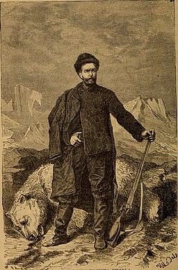 Count Johann Nepomuk Wilczek in Nova Zembla