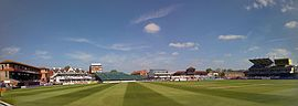 County Ground, Taunton panorama.jpg