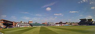County Ground, Taunton cricket ground in Taunton, Somerset, England