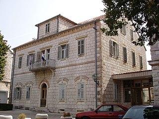 Imotski Town in Split-Dalmatia, Croatia