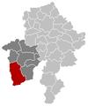 Couvin Namur Belgium Map.png