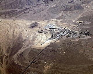Creech Air Force Base