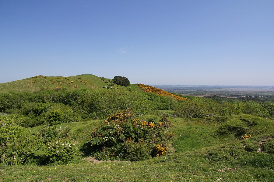 Creech Barrow Hill