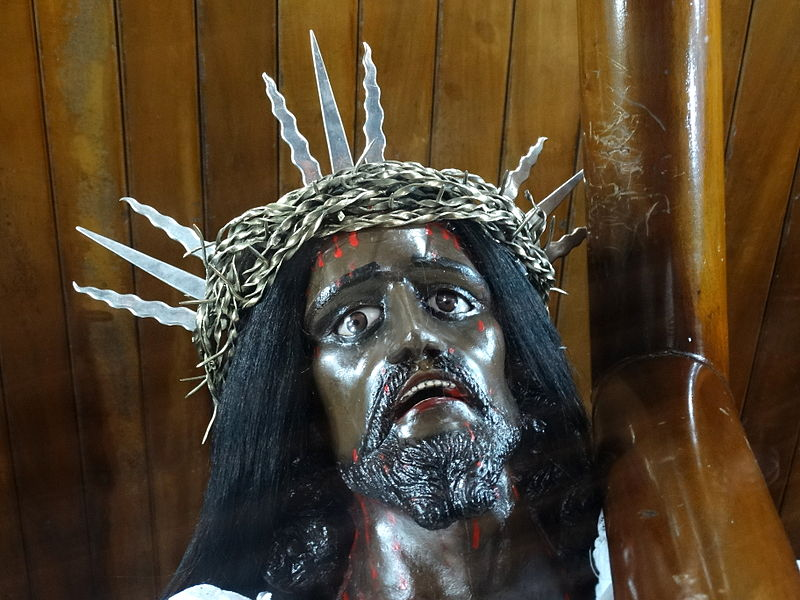 File:Cristo Negro (Black Christ) - Iglesia de San Felipe (02).jpg