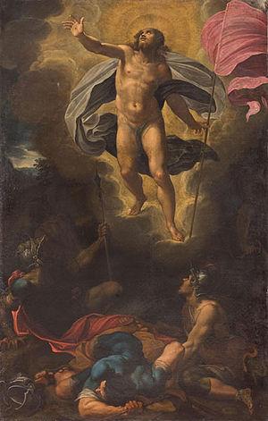 Cristoforo Roncalli - Resurrection of Christ