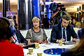 Croatian part- Citizens' Corner debate on EU policies for asylum seekers and immigrants (18432405134).jpg