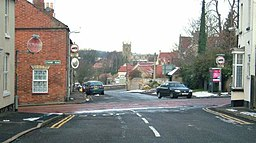 Crossroads in the centre of Colsterworth - geograph.org.uk - 14360.jpg