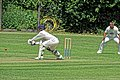 Crouch End CC v North London CC at Crouch End, Haringey London 15.jpg
