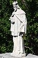 Csolnok, Nepomuki Szent János-szobor 2021 04.jpg