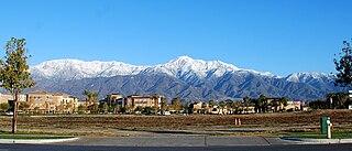 Rancho Cucamonga, California City in California