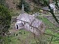 Culbone church from approach path - geograph.org.uk - 102993.jpg