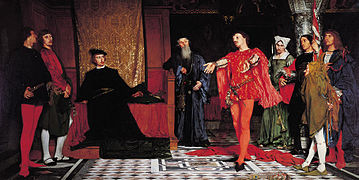 polonius and laertes authority over ophelia in hamlet by william shakespeare Hamlet or the tragedy of hamlet, prince of denmark, is a tragedy written by william shakespeare at an uncertain date between 1599 and 1602 it is set in the.