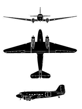 Image illustrative de l'article Douglas DC-3