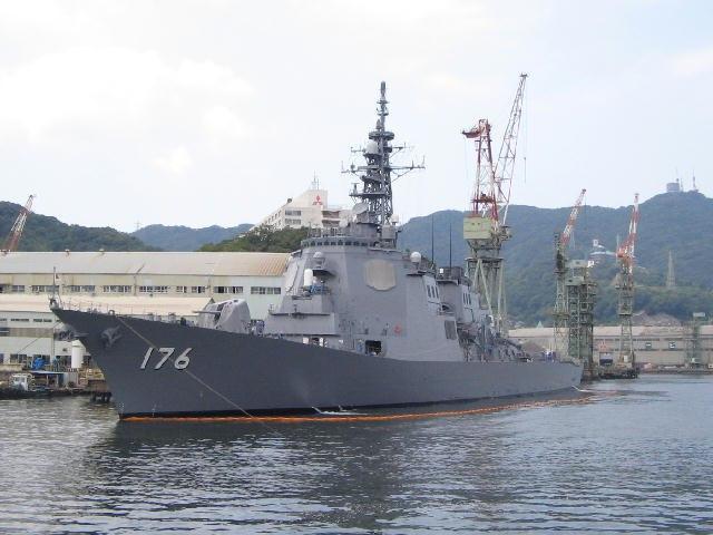 DDG-176 Choukai