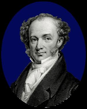 1832 Democratic National Convention - Nominees   Jackson and Van Buren