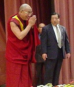 hvor ber buddhister