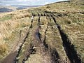 Damage to bridleway caused by off road motorcyclists. - geograph.org.uk - 156640.jpg
