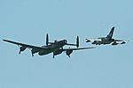 Dambusters 70th Anniversary formation - Waddington 2013 (9263328365).jpg