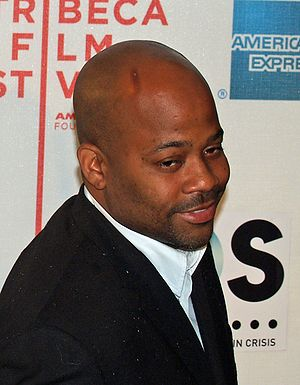 Damon Dash - Dash at the Tribeca Film Festival, 2007.