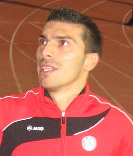 Daniel da Mota Luxembourgish-Portuguese football winger (born 1985)
