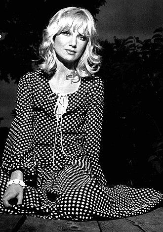 Daria Nicolodi - Daria Nicolodi (1972)