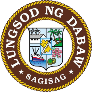 Mayor of Davao City - Image: Davao City Ph official seal