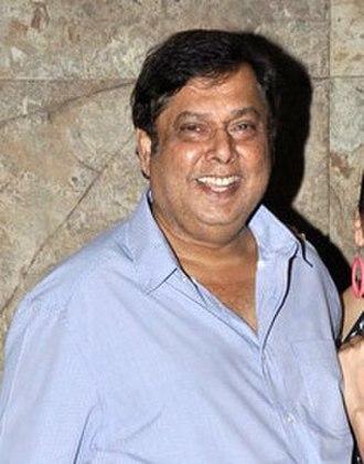 David Dhawan - Dhawan at the screening of Singham in 2011