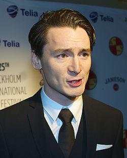 David Fukamachi Regnfors under Stockholms filmfestival 2014.