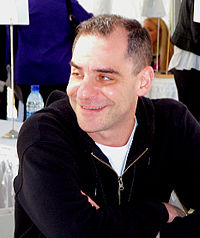 David Rakoff at the 2006 Texas Book Festival
