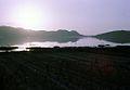 Dawn over the Lagoon & Bình minh trên đầm phá (9677360743).jpg