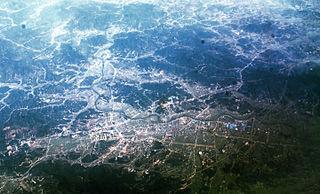 Dayao, Liuyang Town in Hunan, China