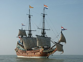 Een Nederlands schip uit de Gouden Eeuw: de Batavia