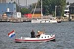 De HUIZER MARINA bij Sail Amsterdam 2015 (01).JPG