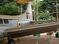 De Havilland Dove at HAL Museum7781.JPG