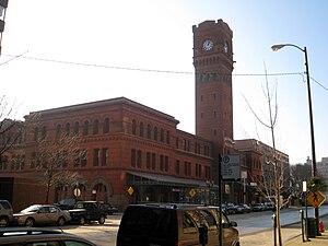 Cyrus L. W. Eidlitz - Dearborn Station