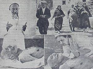 Zaro Aga - Image: Death of Zaro Ağa