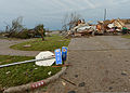 Debris prevents passage to many areas May 21, 2013, in Moore, Okla 130521-Z-TK779-052.jpg