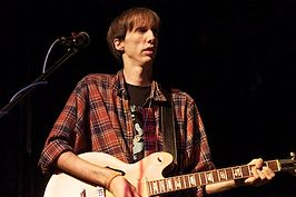 Bradford Cox in Deerhunter