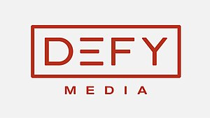 Defy Media - Image: Defy media logo