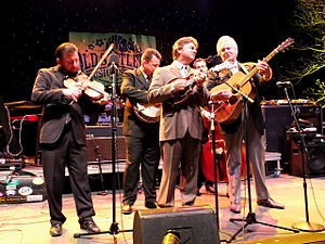 Del McCoury - Del McCoury Band – Old Settler's Music Festival (2013)