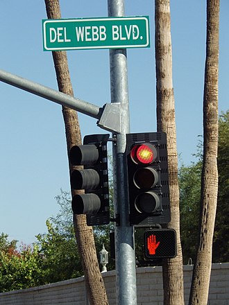 Del Webb - Sun City, Arizona
