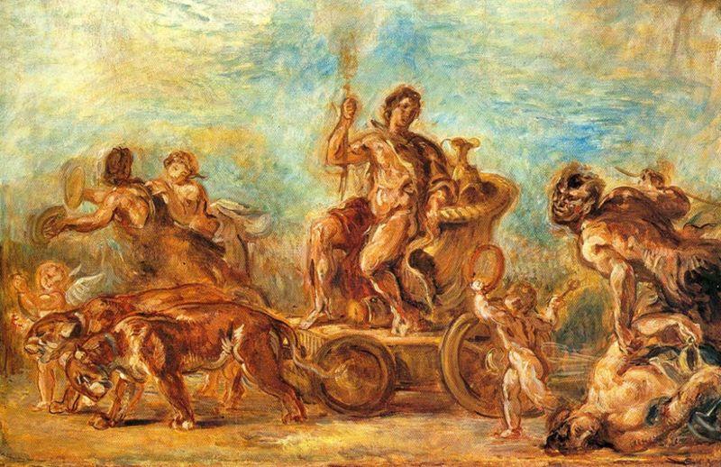 Ficheiro:Delacroix - Triumph of Bacchus.jpg
