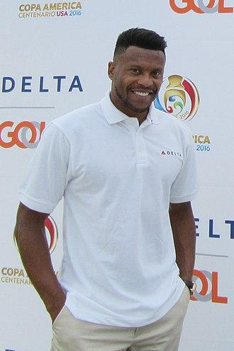 Júlio Baptista - Baptista in 2016