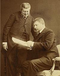 La defensa de Dreyfus en Rennes: Edgar Demange y Fernand Labori