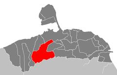 Municipio Democracia - Wikipedia, la enciclopedia libre