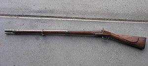 Model 1814 common rifle - Image: Derringer Model 1814 common rifle