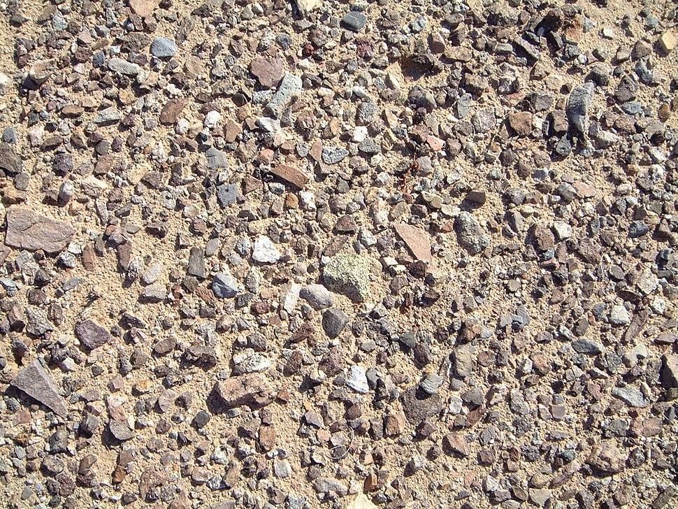 Desert Pavement Mojave 2000